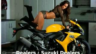 4. 2013 Suzuki GSX-R 750 -  Specification Dealers Engine Top Speed Info motorbike Details [tarohan]