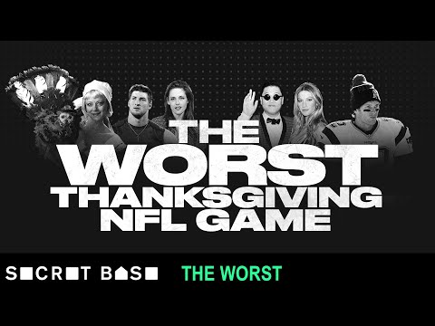 Video: The Worst Thanksgiving NFL Game: 2012 - Episode 7