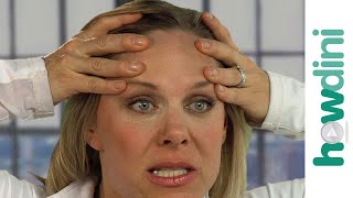 Video How to reduce forehead wrinkles with face yoga MP3, 3GP, MP4, WEBM, AVI, FLV Juli 2018