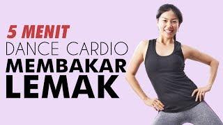 Senam Menurunkan Berat Badan Membakar Lemak | Dance Workout