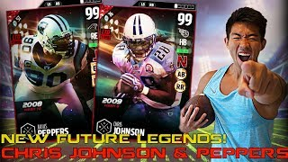 WE GET THE NEW LEGENDARY CHRIS JOHNSON & JULIUS PEPPERS AND TEST THEM IN A GAMES AFTER WE PULL PACKS!MY LIVESTREAM CHANNEL:https://www.twitch.tv/kaykayesLike, comment, SUBSCRIBE!FOLLOW MY LIFE HERE:https://www.twitter.com/KayKayEssshttps://www.instagram.com/KayKayEs