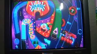 Psycho Pinball: Psycho [3 Balls/Normal/Game Speed: Normal] (Sega Genesis / MegaDrive) by omargeddon