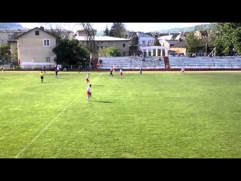 """ФК Битків - """"Колос"""" Цінева - 0:2 (1 тайм)"""