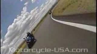 8. 2006 Kawasaki Ninja ZX-6R Track Test - MotoUSA