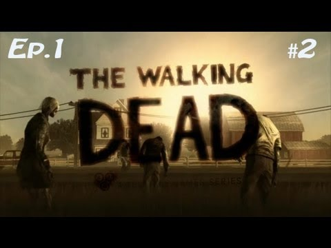 The Walking Dead - Episode 1 - Végigjátszás - 2.rész - Másnap