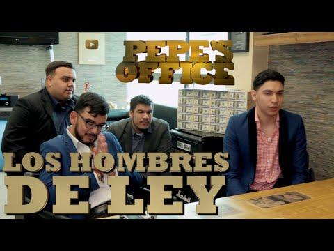 LOS HOMBRES DE LEY LLEGAN A LA OFICINA A PONER ORDEN - Pepe's Office - Thumbnail