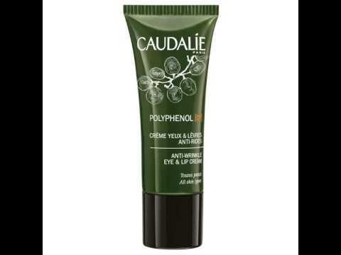 Caudalie Polyphenols C15 Anti-wrinkle Eye and Lip Cream (15ml)  - woomany.com