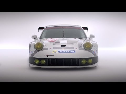 911 - The quintessence of over 30.000 race victories. The ambassador of our brand core. The Porsche 911 RSR.