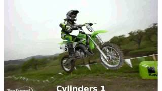 7. 2009 Kawasaki KX 65 - Specification and Review