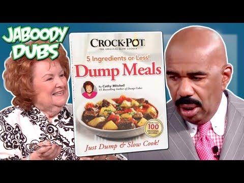 Steve Harvey & Cathy Mitchell Dump Meals Dub