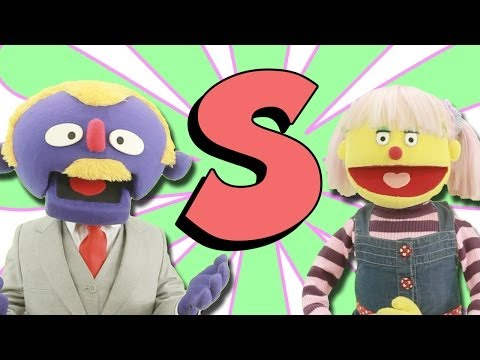 The Letter S Story And Song