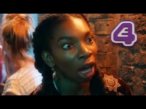 That Moment You Accidentally Go To A Sex Party | Chewing Gum