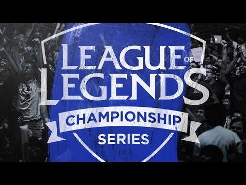 NA LCS Spring 2017 - Week 9 Day 2: IMT vs. CLG | C9 vs. P1 (NALCS1) (видео)