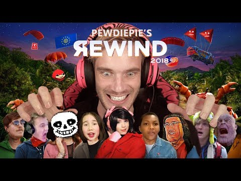 YouTube Rewind 2018 but it