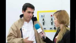 AndalucíaSkills2012, Prueba de colorimetría.mpg