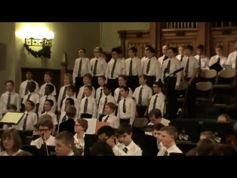 Christmas Festival - The Christmas Star - Junior Choir