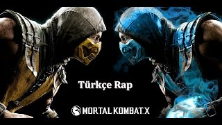 Mortal Kombat X Türkçe Rap