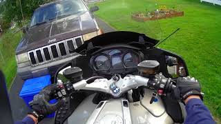 7. BMW R1200RT 2012