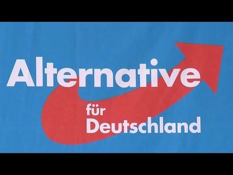 Forsa-Umfrage: Tiefstand - AfD weiter im Abwärts-Strude ...
