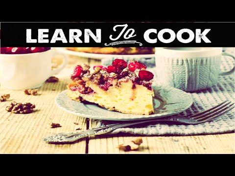 How to Make Fruitcake