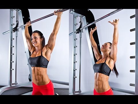Full Body Smith Machine workout