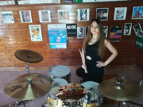RUSH - SUBDIVISIONS - DRUM COVER by CHIARA COTUGNO