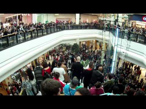 Flash Mob TAP-IGUATEMI
