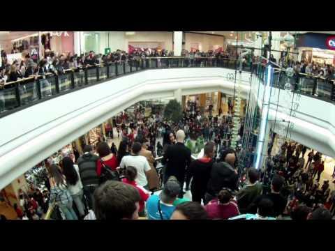 Flash Mob TAP-IGUATEMI