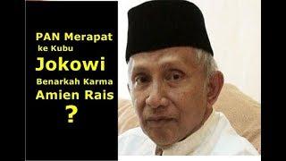 Video AKHIRNYA...! PAN Merapat ke Jokowi, Karma Buat Amien Rais? MP3, 3GP, MP4, WEBM, AVI, FLV April 2019