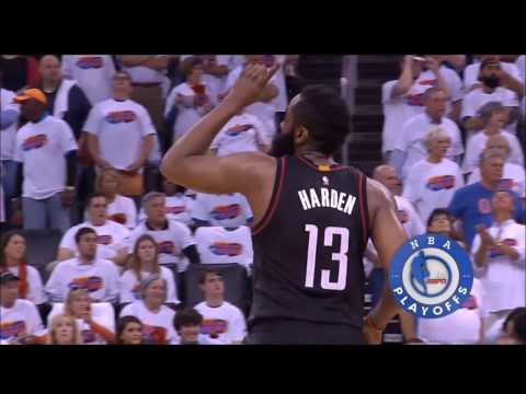 James Harden hits clutch jumper late in Game 4 in OKC