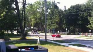 Speed Hump Olympics, Haist Street Fonthill