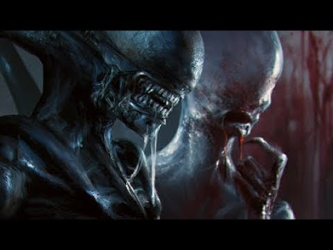 The Neomorph / Protomorph Showdown Not Seen in Alien Covenant + Giveaway Winner
