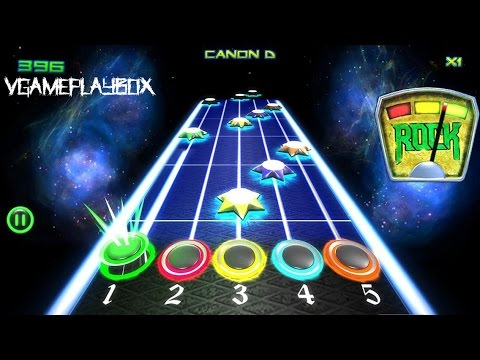 Rock vs Guitar Legends 2015 (By  HGamesArt) iOS / Android Gameplay Video