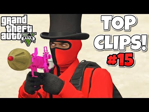 THESE RPG JET TAKEDOWNS ARE CRAZY! | Top Clips Of The Week #15