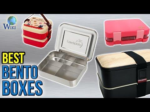 10 Best Bento Boxes 2017