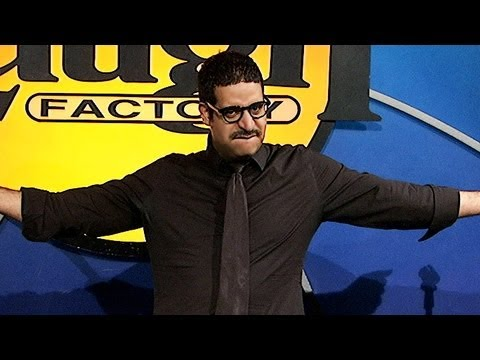 Erik Griffin - Fat Jesus (Stand Up Comedy)