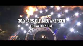 30 years OLF Nieuwkerken announcement