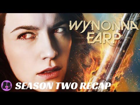 Wynonna Earp - Season Two Recap