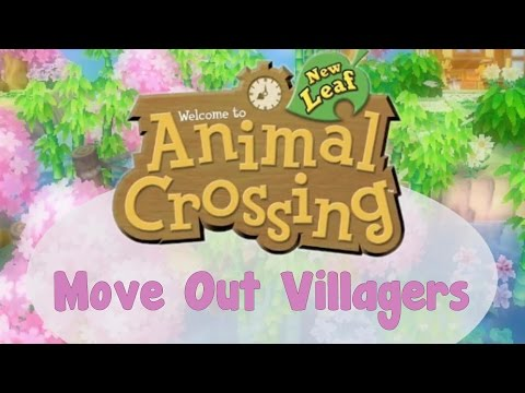 How to Move Out Unwanted Villagers in Animal Crossing: New Leaf