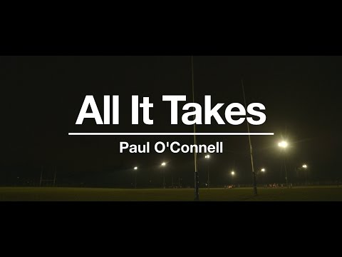 What drives Ireland centurion Paul O'Connell