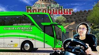 Video Bus Syakira Perdana Full Strobo Trip to Borobudur MP3, 3GP, MP4, WEBM, AVI, FLV Maret 2019