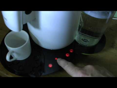 Philips HD7870/11 Cafetière SENSEO® Twist