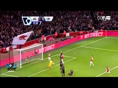 Arsenal Vs Crystal Palace 2-0 All Goals & Highlights [HD]