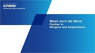 Meet Jorn de Neve - Partner in Mergers and Acquisitions KPMG in Belgium Learn how he helps his clients identify and process ...