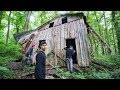 WE WENT INSIDE THE HAUNTED WITCH HOUSE!