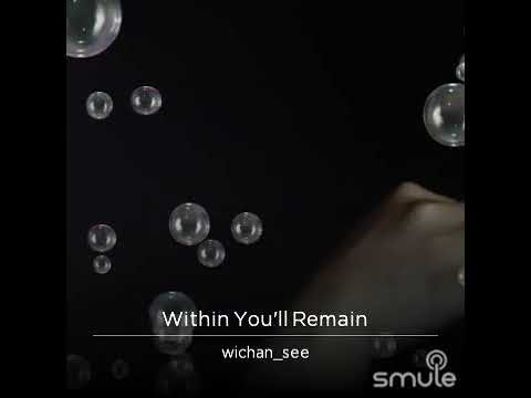 Single by sincre-winthin you're remain