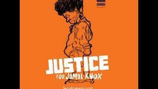 Justice for Jamal Knox - Free Mayhem Mal Campaign