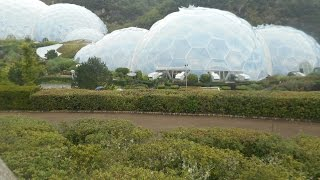 Saint Austell United Kingdom  city pictures gallery : Eden Project, St Austell, Cornwall, UK 2015