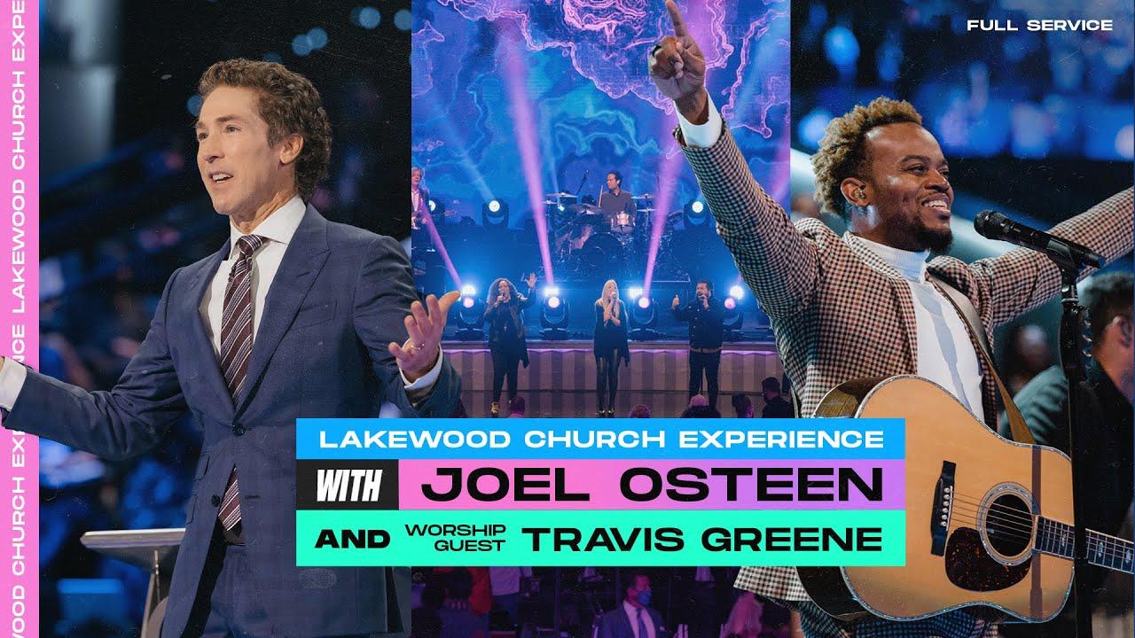 Joel Osteen Sunday 25th July 2021 Live Service at Lakewood Church