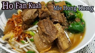 Download Video Resep Mie Hong Kong (Ho Fan ) MP3 3GP MP4